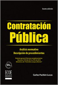 Contratación pública  - 6ta Edición