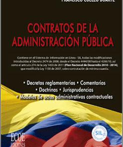 Contratos de la administración pública