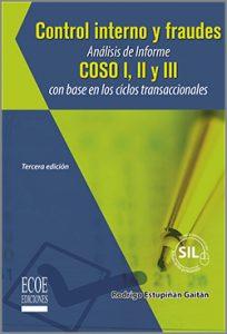 Control interno y fraudes - 3ra Edición