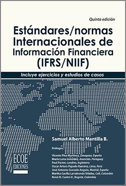 Estándares Normas Internacionales  de información financiera  IFRS /NIIF – 5ta Edición