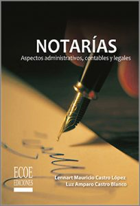 Notarías - 1ra Edición