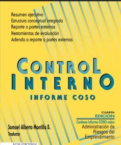 Control Interno informe coso - 4ta Edición
