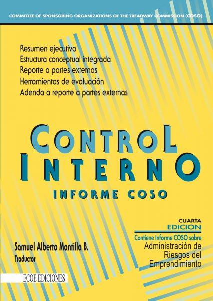 Control Interno informe coso – 4ta Edición