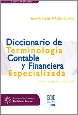 Diccionario de terminologia - 1ra Edición