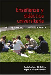 Caratula enseñanza y didactica - 1ra Edición