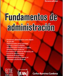 Fundamentos de administración - 3ra Edición