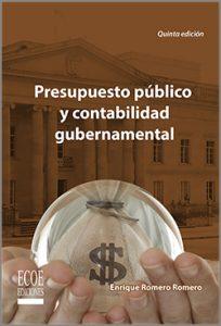 Presupuesto Publico y contabilidad gubernamental - 5ta Edición