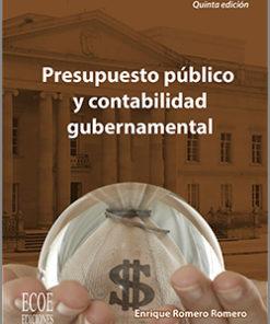 Presupuesto público y contabilidad gubernamental