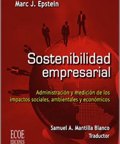 Sostenibilidad empresarial - 1ra Edición