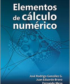 elementos de cálculo numérico - 1ra edición