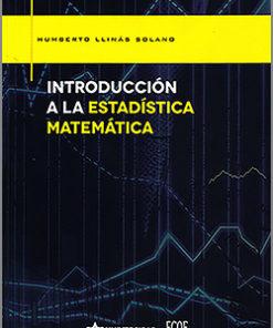 introducción a la estadística matemática - 1ra Edición