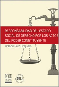 Responsabilidad del estado social de derecho por los actos del poder constituyente