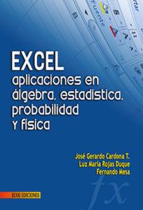 Excel aplicaciones en algebra