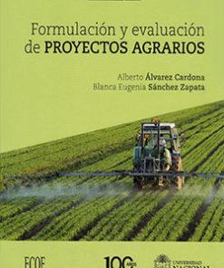 Formulacion y evaluacion de proyectos AGRARIOS