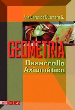 Geometría desarrollo axiomático