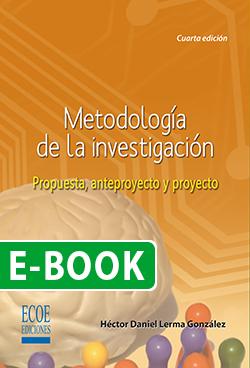 Metodología de la investigación cubierta