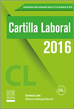 Cartilla Laboral 2016 - 1ra Edición
