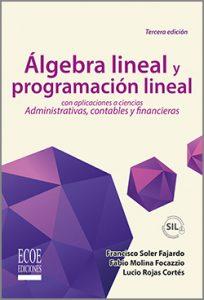Álgebra lineal y programación - 3ra Edicion