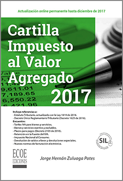 Cartilla Impuesto al Valor Agregado 2017