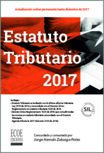 Estatuto tributario 2017