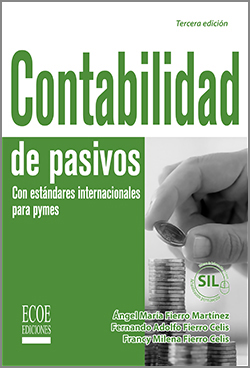 Contabilidad de Pasivos con estándares internacionales para pymes - 3ra Edición