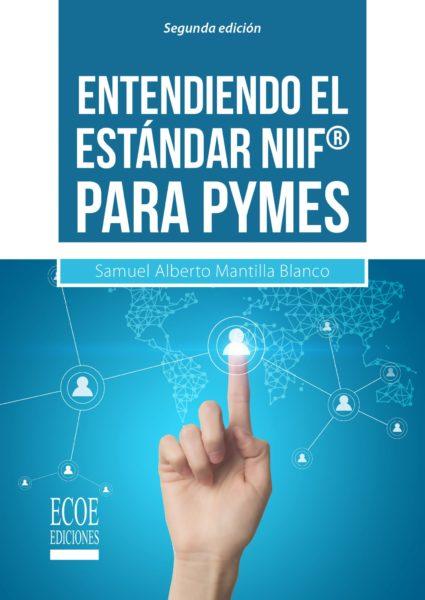 Cubierta libro entendiendo el estándar niif para pymes