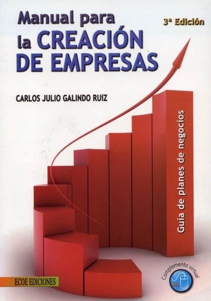 Manual para la creacion de empresas - 3ra edicion