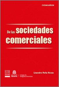 De las sociedades comerciales - 8va Edición