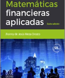 Matemáticas financieras aplicadas