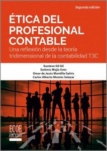 Portada Libro Ética del profesional contable