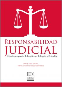 libro de derecho responsabilidad judicial