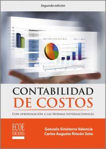 portada libro contabilidad de costos