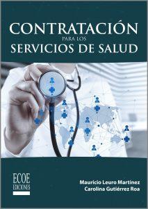 portada libro contratación para los servicios de salud