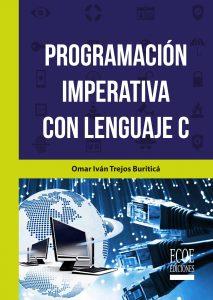portada libro promoción imperativa con lenguaje C