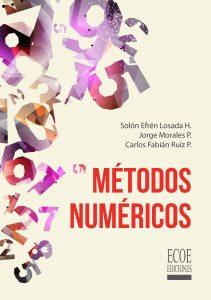 Portada libro Métodos numéricos