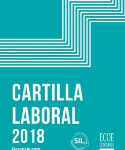 Portada libro Cartilla laboral 2018 copia