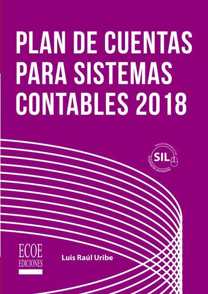 Plan de Cuentas Para Sistemas Contables 2018 copia