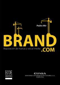 Portada libro Brand.com