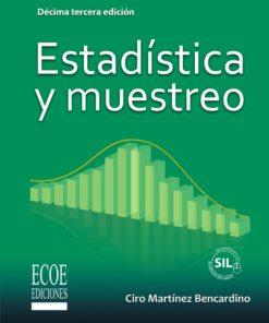 Estadística y Muestreo