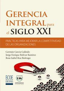 Portada libro gerencia integral para el siglo XXI