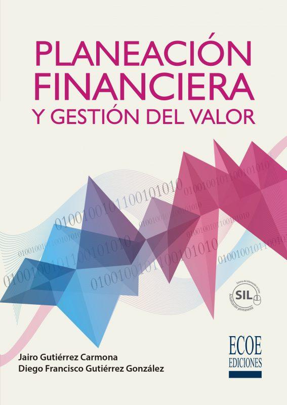 portada libro Planeación financiera y gestión del valor