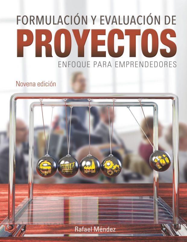Portada libro Fromulación y administración de proyectos
