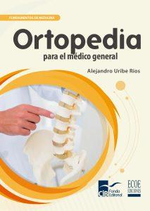 Portada libro ortopedia para el médico general