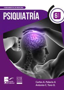 Portada libro fundamentos de medicina Psiquiatría