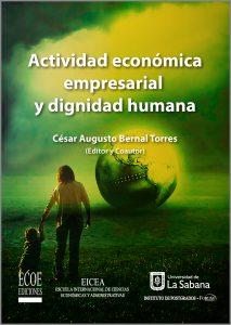 Actividad económica empresarial y dignidad humana final