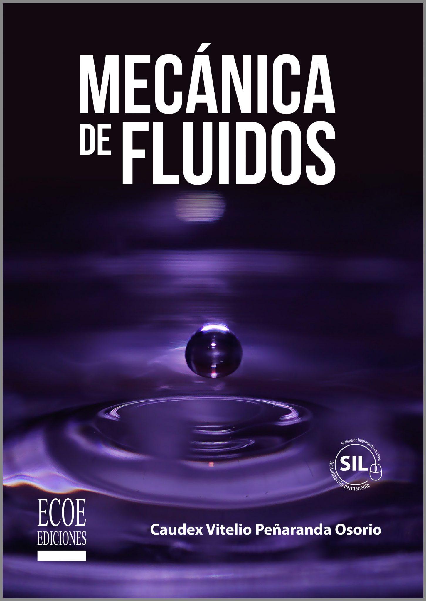 Mecánica de fluidos | Ecoe Ediciones