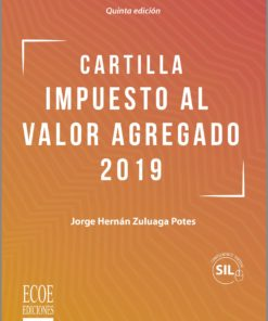Cartilla Impuesto al Valor Agregado 2019