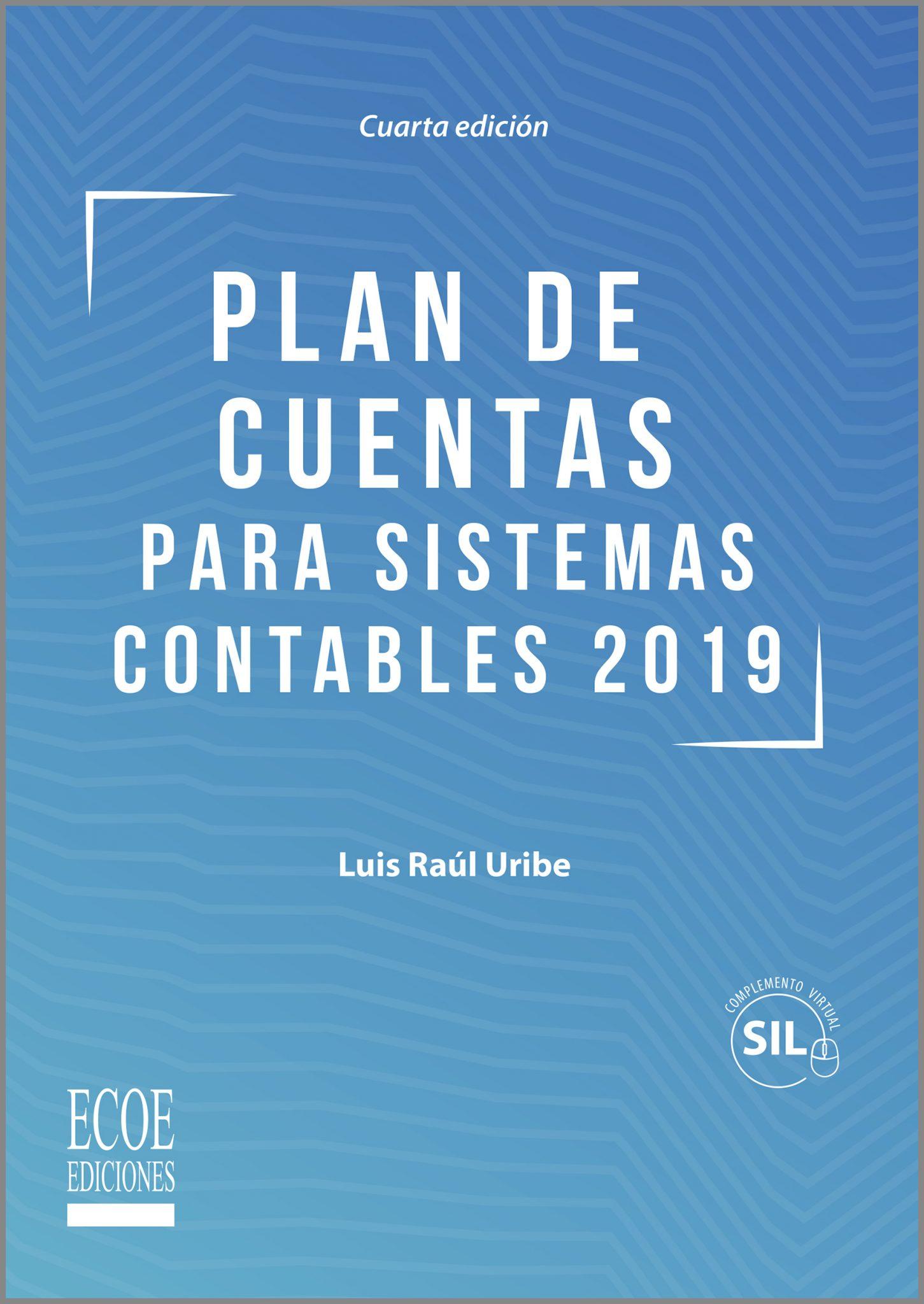 c9c6b308591e Plan de cuentas para sistemas contables 2019