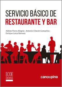 Servicio básico de restaurante y bar