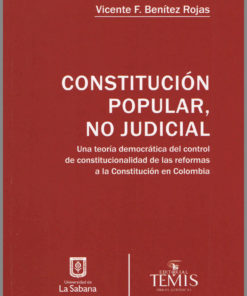 Constitución popular, no judicial